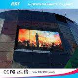 Il livello lo schermo di pubblicità gigante esterno di colore completo LED di velocità di rinfrescamento P16 RGB