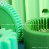 Шестерня шестерни POM Delrin высокого самосмазывания внутренняя пластичная внутренне