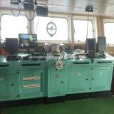 48m la congelación de la rampa de popa del buque de pesca de acero con motor Cat