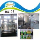 200-2000ml detergente completo de llenado de líquido de la línea de sellado