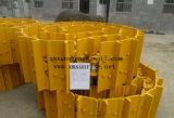 Bulldozer escavadeira 3135UM-450 peças do material rodante da placa de Sapatas forjadas