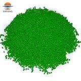 Color verde de polietileno Masterbatch