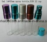 5ml de Fles van de Nevel van het Parfum van het glas