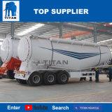 半タイタンの販売のための3つの車軸が付いているバルクセメントのBulkerの運送者タンクタンカーのトレーラー