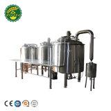 El equipo de 900 L de cerveza para Micro