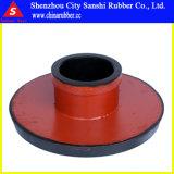Het dragen van Fabrikant van China van de Toebehoren van de Pomp van de Weerstand de Rubber