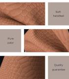 Kunstleder van het Leer Pu van pvc het Synthetische voor Schoenen en Zakken, de Muur van de Decoratie