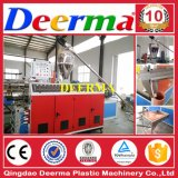 Utiliza la línea de tubería de PVC venta / máquina de fabricación de tuberías de agua de PVC