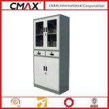 ファイリングキャビネットの完全な高さの器械の食器棚白黒Cmax-Sc009
