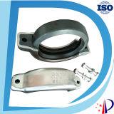 Morsetti degli accoppiamenti di Dn80 3inch Ss304 per i montaggi di tubo
