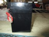 Tl2.5 12V2.5ah dichtete wartungsfreie Leitungskabel-saure Fabrik betätigte Motorrad-Batterie