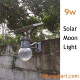 6-12W Waterprooofの動きセンサー屋外の太陽LEDの通りの庭ライト