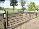 熱い販売の管状の農場の田園ゲートのパネル
