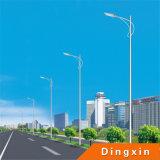 10m Светодиодный уличный свет 120W с LED Лампы