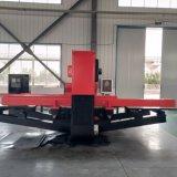 Tôle en acier de poinçonnage CNC hydraulique de la tourelle Appuyez sur la machine