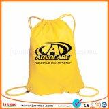 カスタムロゴによって印刷される安いドローストリング袋の収塵袋