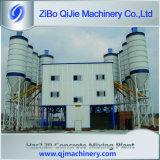 Hzs120 Estação de Mistura de betão e fábrica de mistura