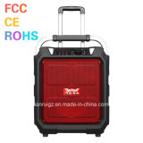 New Products Feiyang/Temeisheng Rechargeable Activates Bluetooth Trolley Announcer