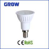 Plástico e alumínio GU10 5W Refletor LED SMD (GR631)