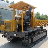 Het RubberSpoor van de kipwagen (450*100*65) voor Mst500