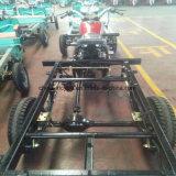 110cc triciclo eléctrico híbrido del cargo de la rueda del comienzo tres