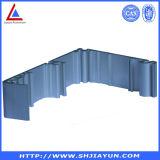 Protuberancia de aluminio 6005 T5 hecha por el fabricante de Aluminum Profile
