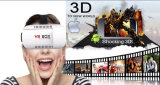 casella di Vr di vetro di realtà virtuale 3D