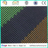 Il PVC ha laminato il tessuto 100% dei sacchetti di tono 600d del poliestere due