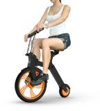 В машине Gourd (JS-M6) , Электрический велосипед, Баланс автомобиля