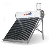 tubo de vácuo Solar Keymark Pre-Heated aquecedor solar de água pressurizada (certificado) / tubo de vácuo bobina de cobre aquecedor solar de água compacto (EN12975 certificado)