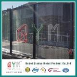 鋼鉄反上昇の/358防御フェンスの高い安全性の塀