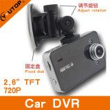 2,6 polegadas HD TFT Display Car DVR, gravador, caixa preta (YT-Car DVR K6000)