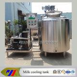 Tanque vertical refrigerar de leite de 300 litros