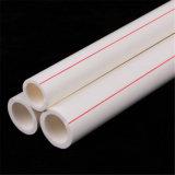 Tubo plástico de las instalaciones de tuberías del tubo del tubo PPR PPR