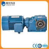 Serie K cónicos helicoidales Motorreductor
