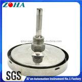 Bi-Metal termômetro de aço inoxidável