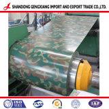 Stahlring des Tarnung-Muster-PPGL für Dach-Blatt