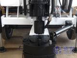 La eficacia alta, persona 2 puede funcionar, acoplado de Hf150t rotatorio y plataforma de perforación del receptor de papel de agua del martillo