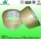 Hotmelt pegamento BOPP cinta de embalaje, cinta adhesiva