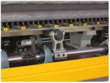 128 pollici della serratura del punto dell'Multi-Ago di trapunte imbottenti delle coperte che imbottiscono macchina