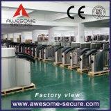 Type de rotation du volet de l'entrée élégante barrière largement appliquées en tant que le contrôle de sécurité et payé la porte d'accès