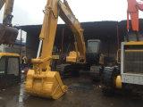 Excavador usado del gato 320c, excavador usado 320c de la oruga para la venta