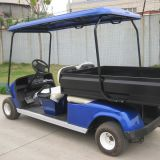 Cargo Box (Du G4L)를 가진 2개의 시트 Electric Colorful Golf Carts
