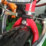 Fole de borracha EPDM Reistant vibração/Tampa Contra Poeira/ botas para moto