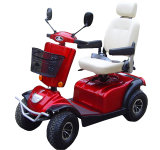 12V 55ah de Elektrische Autoped van Moter van de Borstel voor Bejaarden
