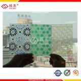 Le GV a prouvé Dix ans de garantie de polycarbonate de panneaux (YM-PC-033)