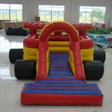 膨脹可能なスポーツのゲームの跳ね上がりは収容する子供(BC-113)のための城を