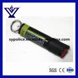 Marqué Auto-défense Keychain Spray au poivre avec du liquide bleu (SYRD-3B)