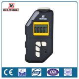 Ordinateur de poche h2s'analyseur 0-200alimenté par batterie du capteur de ppm Sulfure d'hydrogène