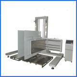 Équipement de test ondulé de compactage de bride de carton